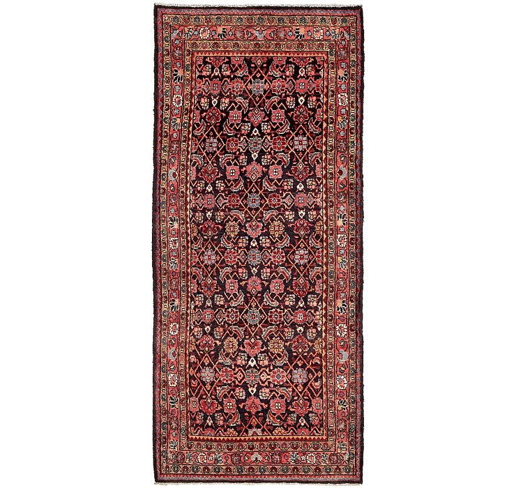 110cm x 267cm Hossainabad Persian Run...