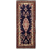 Link to 3' 10 x 10' 1 Farahan Persian Runner Rug