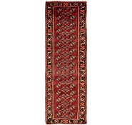 Link to 3' 5 x 10' 11 Ferdos Persian Runner Rug