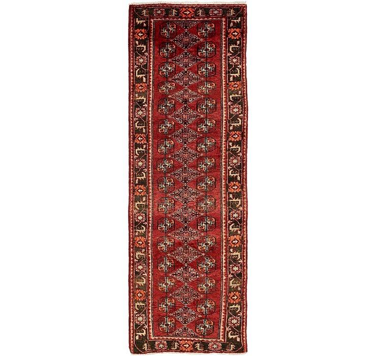 105cm x 333cm Ferdos Persian Runner Rug