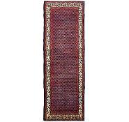 Link to 3' 8 x 11' 2 Farahan Persian Runner Rug
