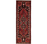 Link to 3' 5 x 9' 11 Zanjan Persian Runner Rug