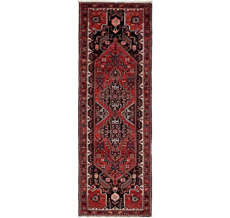3' 5 x 9' 11 Zanjan Persian Runner Rug