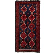 Link to 5' x 10' Shiraz-Lori Persian Runner Rug