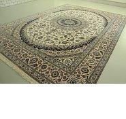 Link to 11' 7 x 15' 11 Nain Persian Rug