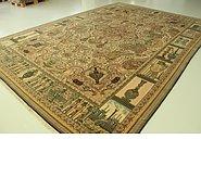Link to 11' 3 x 16' 1 Tabriz Persian Rug