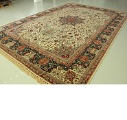 Link to 11' 5 x 16' 5 Tabriz Persian Rug