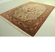 Link to 8' 6 x 11' 7 Kashan Persian Rug