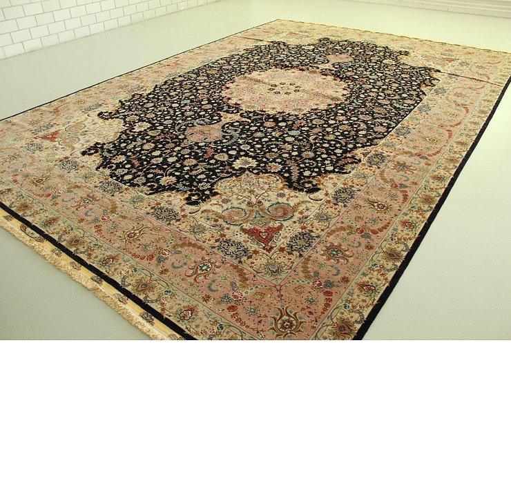 11' 6 x 16' 5 Tabriz Persian Rug