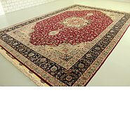 Link to 11' 2 x 16' 2 Tabriz Persian Rug
