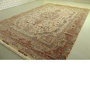 Link to 11' 6 x 16' 7 Tabriz Persian Rug