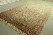 Link to 11' 6 x 14' 2 Qom Persian Rug