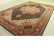 Link to 11' 6 x 16' 9 Tabriz Persian Rug