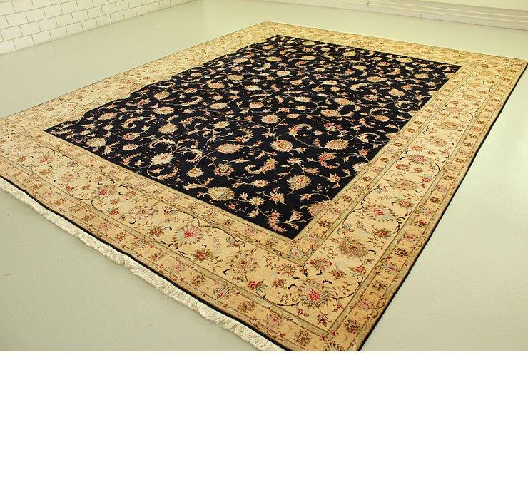 11' 5 x 14' 2 Tabriz Persian Rug