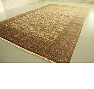 Link to 12' 7 x 19' 9 Qom Persian Rug
