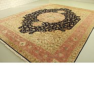 Link to 13' x 16' 2 Tabriz Persian Rug