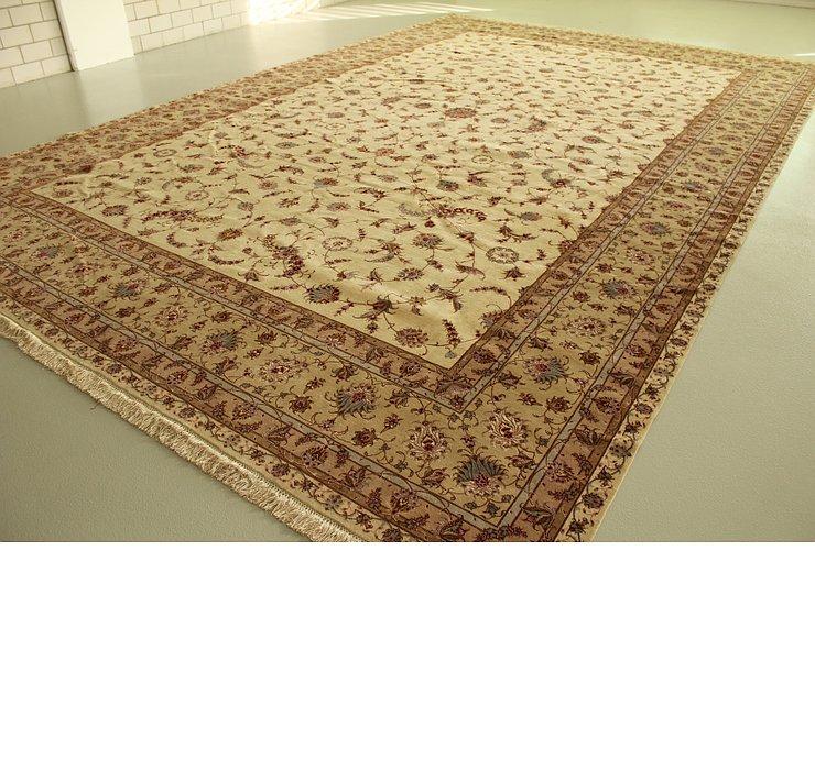 13' 1 x 19' 7 Tabriz Persian Rug