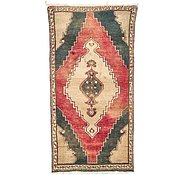 Link to 3' 2 x 6' Ghashghaei Persian Runner Rug