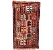 Link to 3' 8 x 6' Ghashghaei Persian Rug