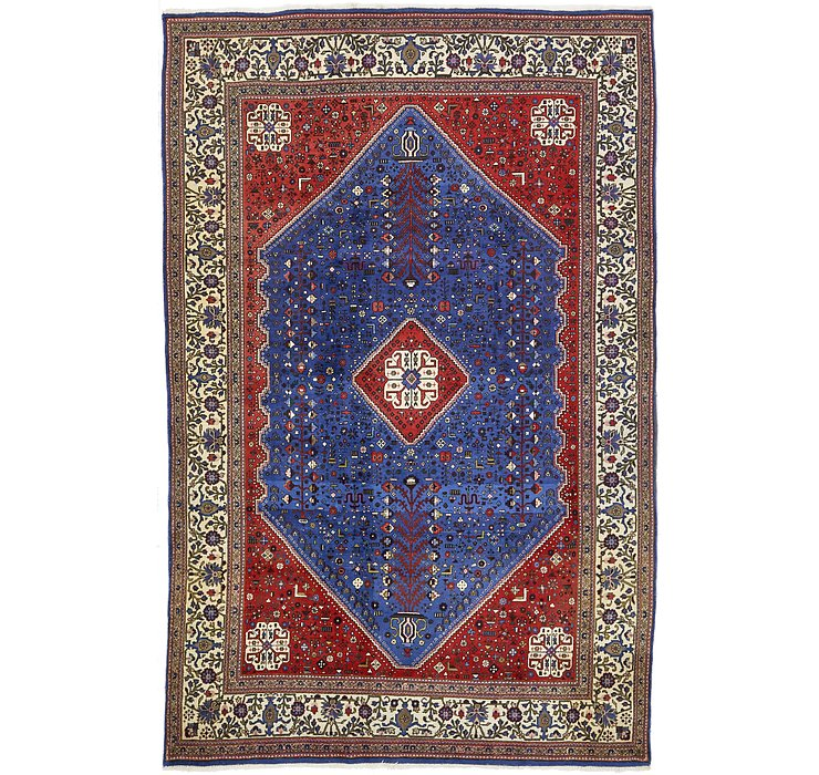 7' 11 x 12' 3 Maymeh Persian Rug