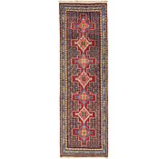 Link to 3' 1 x 9' 8 Bidjar Persian Runner Rug