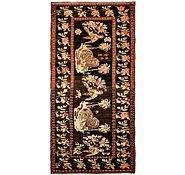 Link to 4' 6 x 9' 3 Karabakh Oriental Runner Rug