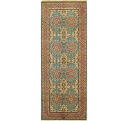 Link to 6' 5 x 16' 8 Yazd Persian Runner Rug