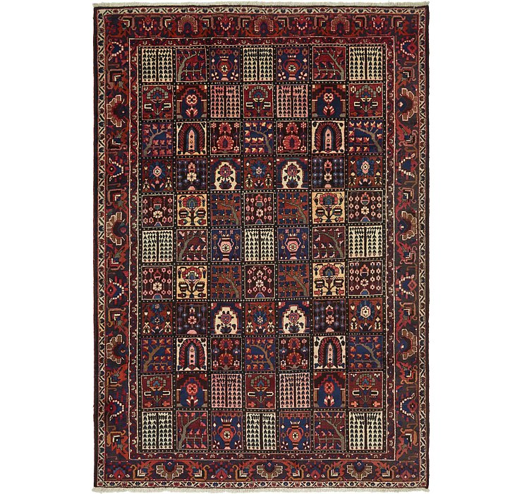 8' 8 x 12' 4 Bakhtiar Persian Rug