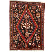 Link to 3' 9 x 5' 2 Hamedan Persian Rug