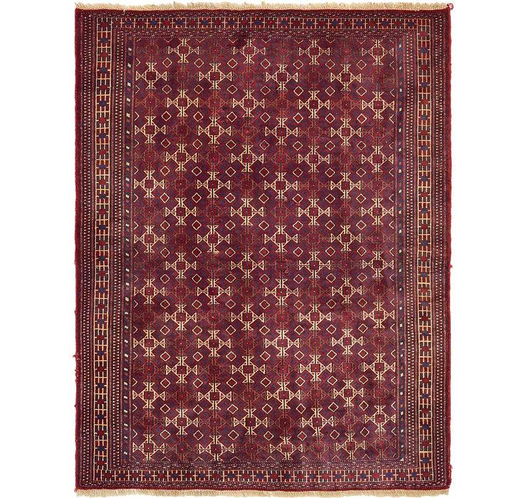 3' 10 x 4' 11 Bokhara Oriental Rug