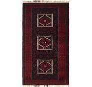 Link to 3' 7 x 6' 5 Balouch Persian Rug