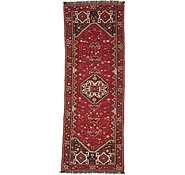 Link to 3' 7 x 9' 10 Shiraz Persian Runner Rug