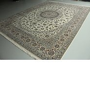 Link to 10' 2 x 13' 7 Nain Persian Rug