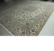 Link to 12' 9 x 15' 11 Nain Persian Rug