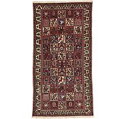 Link to 5' 3 x 10' Bakhtiar Persian Runner Rug