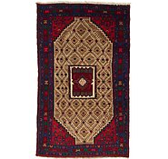 Link to 3' 7 x 6' Koliaei Persian Rug