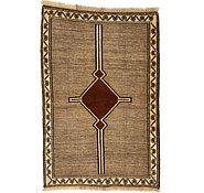 Link to 3' 5 x 5' Ghashghaei Persian Rug