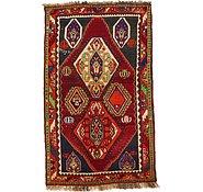 Link to 3' 3 x 5' 4 Ghashghaei Persian Rug