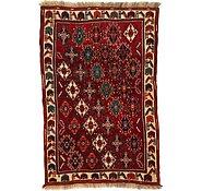 Link to 3' 7 x 5' 5 Ghashghaei Persian Rug