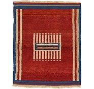 Link to 3' 7 x 4' Ghashghaei Persian Rug