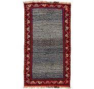 Link to 3' x 5' 6 Ghashghaei Persian Rug