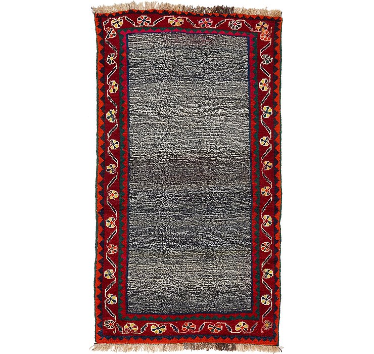 3' x 5' 6 Ghashghaei Persian Rug