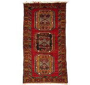 Link to 3' 1 x 5' 8 Balouch Persian Rug