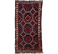 Link to 117cm x 213cm Ghashghaei Persian Runner Rug