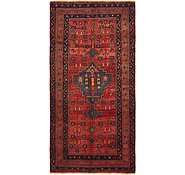 Link to 4' 10 x 9' 11 Hamedan Persian Runner Rug