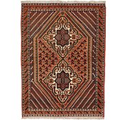 Link to 5' x 6' 9 Sirjan Persian Rug