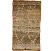 Link to 4' 5 x 7' 9 Shiraz-Gabbeh Persian Rug