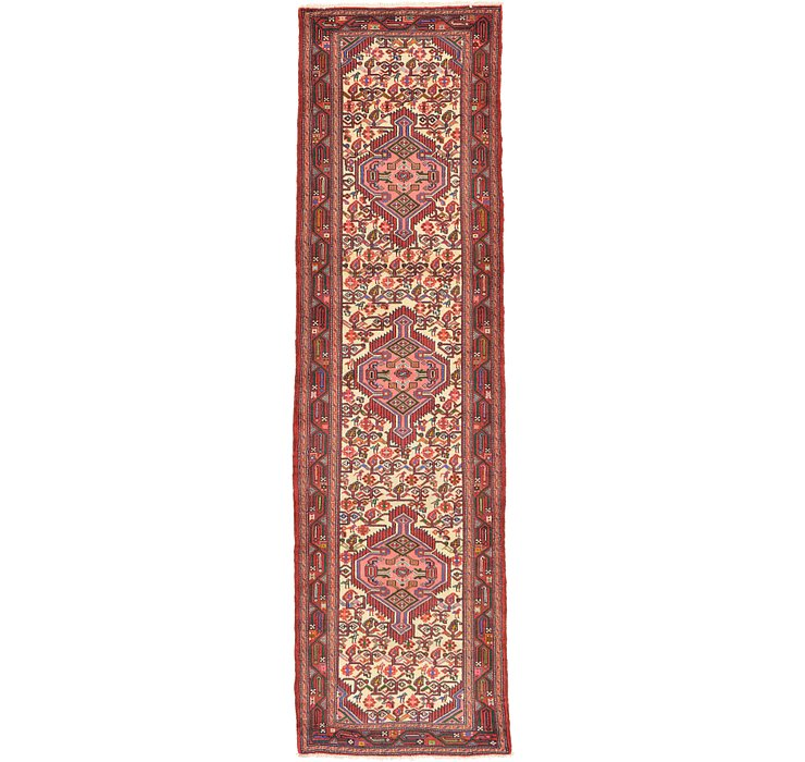 2' 8 x 9' 10 Borchelu Persian Runner...