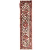 Link to 2' 8 x 9' 7 Hamedan Persian Runner Rug
