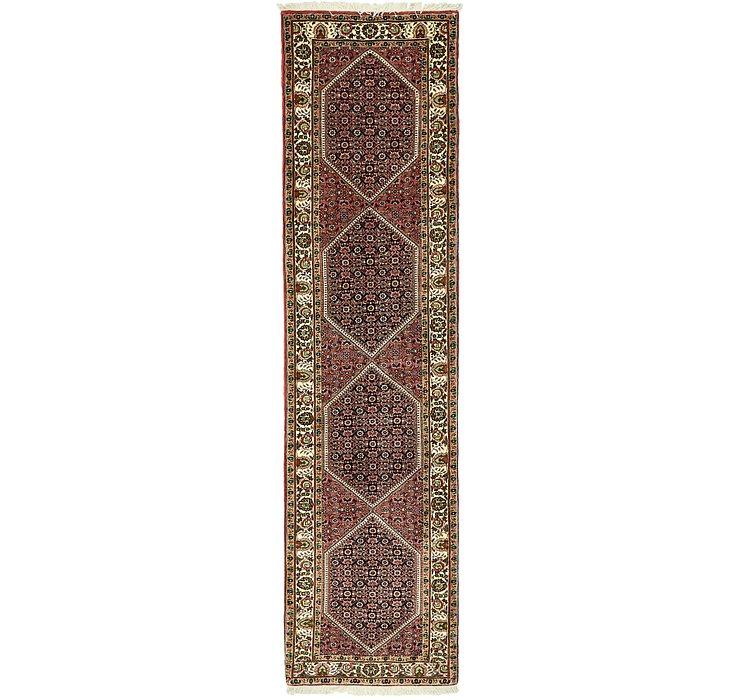 2' 7 x 9' 8 Bidjar Persian Runner Rug